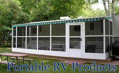 Dura-Bilt Portable RV Awnings & Screen Rooms