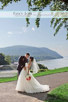West Point wedding portrait - Hudson Valley NY Wedding Photography www.fancylovephotography.com