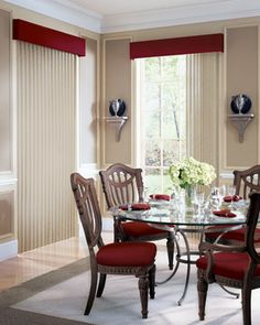 Beautiful Vertical Blinds In Living Rooms