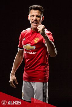 Alexis Sanchez signed as new no 7 for Manchester United I Love Manchester, Manchester United Wallpaper, Manchester United Football, Football Is Life, Football Match, Football Fans, Alexis Sanchez, Premier League Champions, National Football Teams