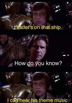 Whether fans are on the light or dark side, they agree that the Star Wars franchise makes for some hilarious memes. Here are some funny Star Wars memes. Star Wars Witze, Star Wars Meme, Star Wars Film, Funny Star Wars, Images Star Wars, Star War 3, Love Stars, Funny Pictures, Funny Memes