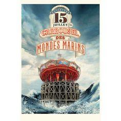 Machines de l'île : carrousel des mondes marins