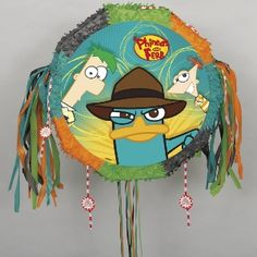 Phineas and Ferb Pinata
