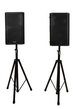 Two K12 speakers