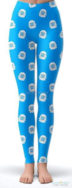 a22169bd21a767 Choose Kind - Charlies Project - Leggings for a Cause, TC Yoga Band, 1st