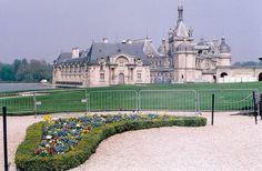 Paris area, Chantilly by m. muraskin-france, via Flickr.