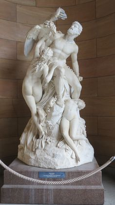 reinhold begas - The myth of Prometheus
