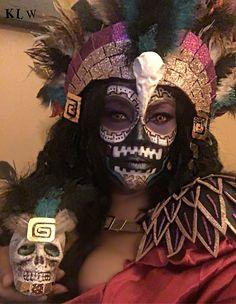LADY MECHANIKA  Curse of the Aztec Skull   Halloween Makeup  #ladymechanika #mayanskull #mechanika #sugarskull #muertos #calavera #steampunkskull #steampunk #cosplay #dayofthedead #mayan #ladymechanikacosplay #comic #comics #halloween #halloweenmakeup #clownmakeup #halloweenideas #halloweenfun #halloweenlooks #joebenitez #makeupbykyi #aztec #aztecSkull #curseoftheAztecSkull