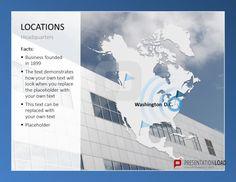 Visualisieren Sie Daten, Fakten und Visionen Ihrer Firma mithilfe unserer Unternehmenspräsentations-Vorlagen.