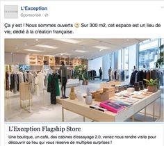NOUS RENDRE VISITE L'EXCEPTION 24 rue berger 75001 Paris Tel : 01 40 39 92 34  Ouverture : La boutique vous accueille du lundi au samedi de 10h à 20h, et le dimanche de 11h à 19h.