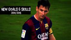 Lionel Messi 2014/2015 | New Goals, Skills & Tricks | HD - YouTube