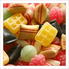 Dutch Candy : We used to get candy like this in goodie bags after the Sunday School Christmas program.
