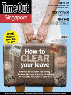 November 2015 - How to clear your leave