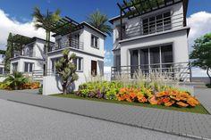 Beach Club, Villa, Mansions, House Styles, Home Decor, Nature, Mansion Houses, Homemade Home Decor, Decoration Home