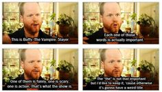 Joss Whedon on the title