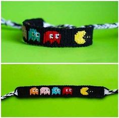 Fun friendship bracelets