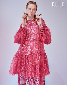 Dani Witt   Elle Canadá Dezembro 2016   Editoriais - Revistas de Moda