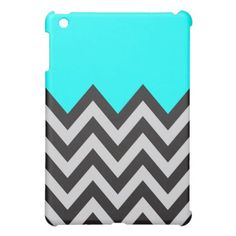 Aqua Blue with Black and Gray Chevron Case For The iPad Mini In our offer link above you will seeReview          Aqua Blue with Black and Gray Chevron Case For The iPad Mini Review from Associated Store with this Deal...