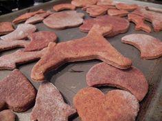 Smarter Cookie: Apple Cinnamon Dog Treats
