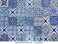 moroccan tile background by javarman, via Shutterstock