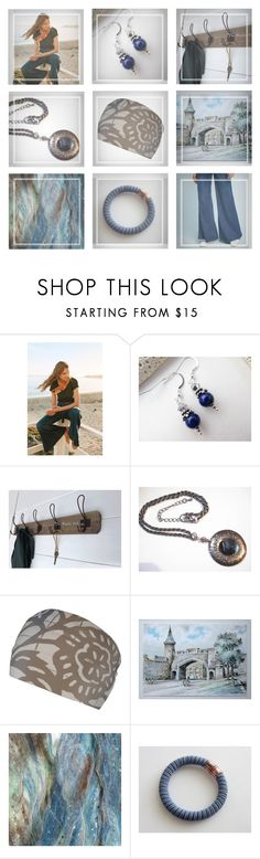 """Relaxing Day"" by jarmgirl ❤ liked on Polyvore featuring Pilcro and the Letterpress, Lazuli and vintage"