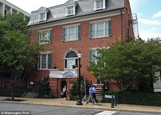photos of the historic mansion of president obama located in capitol hill | President Barack Obama designated the Sewall-Belmont House and Museum ...