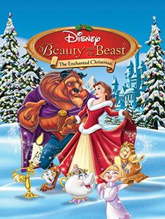 Beauty And The Beast The Enchanted Christmas Plus Bonus Feature *** Visit the image link more details. (This is an affiliate link)