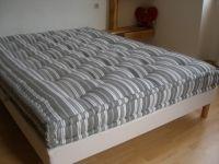 Matelas laine, bultex, coton 160x200 955€