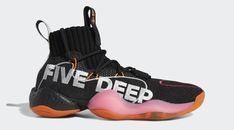 huge selection of 8100e 04645 John Walls adidas Crazy BYW X PE