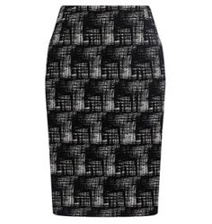 Pencil skirt from David Lawrence.