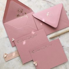 This personalized stationery set stole my heart✨ our favorite dusty rose card stock paired with dainty florals 😍 Stationery Set, Personalized Stationery, Envelope Liners, Dusty Rose, Card Stock, Pairs, Lettering, Florals, Heart
