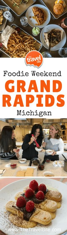 A Delicious Weekend In Grand Rapids ~ http://thetravelbite.com