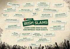 "Irish Slang -- My husband likes to poke a bit of fun any time I use ""nelly."""