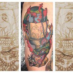 Max Rathbone Instagram: maxrathbone_tattooer