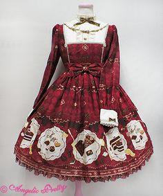 Antique Chocolaterieワンピース