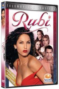 Rubí es una telenovela mexicana que es muy popular en México.