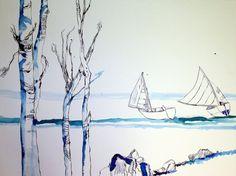 Dreaming landscape  www.susannehaun.com