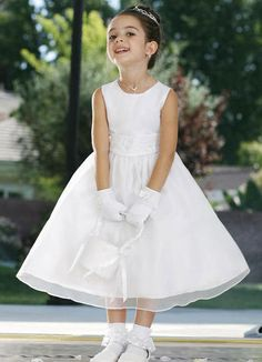 White Chiffon Lace Holy First Communion Dresses for Girls Fast Shipping Vestido de Festa de Casamento Dress Girls Dresses-in Flower Girl Dresses from Weddings & Events on Aliexpress.com | Alibaba Group