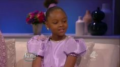8-year-old polyglot Mabou Loiseau (8 languages, 8 musical instruments, s...