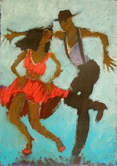 Mambo : ese ritmo unico que nadamas de escuchar te alegra el alma :)