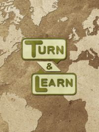 Turn & learn cover