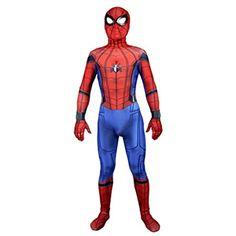Bébé Garçon Spiderman Hero Costume Robe Fantaisie Costume Fête Anniversaire Scolaire jouer