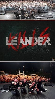 Leander started its metal project in 2009 with Csak Te/Bound To Belong playing all the instruments in the studio Leander Kills, Mass Communication, Metal Projects, Rock Legends, Mini Tattoos, Debut Album, Russia, Tv, Wallpaper