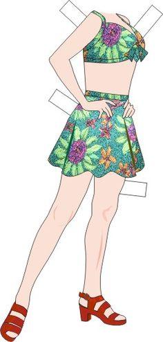 Sandra Dee paper doll / gailspaperdolls.com 04