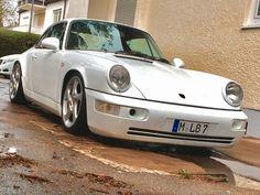 German Classics, Outlaw, Porsche 964 RS, Lowly Gentlemen, CAE, Shifter, Aircool, Porsche 964 Rs, Gentleman, Manual Transmission, Convertible, German, Singer, Cars, Porsche Classic, Cutaway