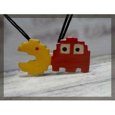 Πακμαν ασημένιο μενταγιόν Pikachu, Pendants, Christmas Ornaments, Holiday Decor, Home Decor, Art, Art Background, Decoration Home, Room Decor