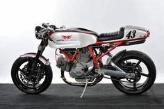 Moto Brilliance Ducati 1000 Cafe Racer