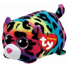 TY - Teeny Tys Plush - Jelly the Leopard Ty https://www.amazon.co.uk/dp/B01FMGL9BA/ref=cm_sw_r_pi_dp_NNJrxbD69NS45