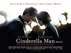 Extra Large Movie Poster Image for Cinderella Man