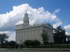 Nauvoo Illinois Mormon Temple